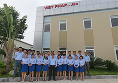 Thư viện ảnh Việt Pháp
